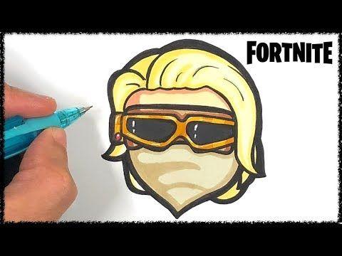 Emoji Youtube Fortnite Pixel Color Skin