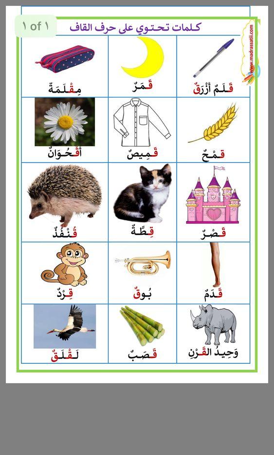Pin Von Soso Auf ن Arabisch