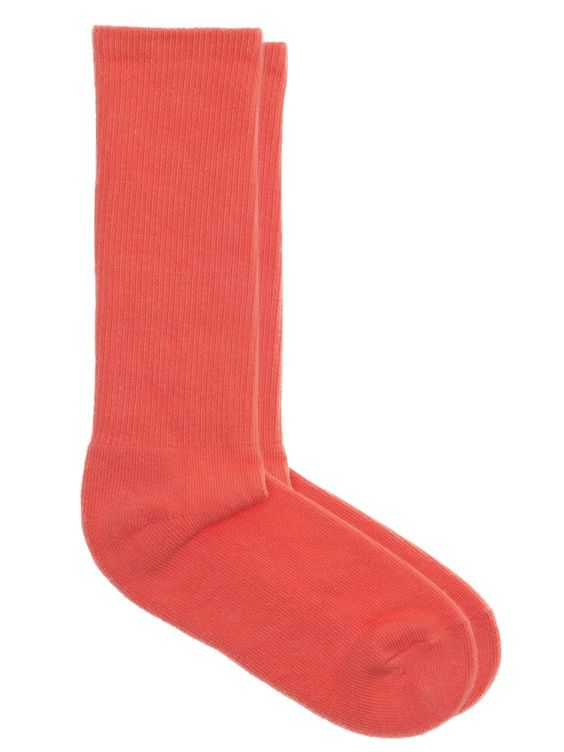 Solid Calf-High Sock | Shop American Apparel. For the boys? Only $8!
