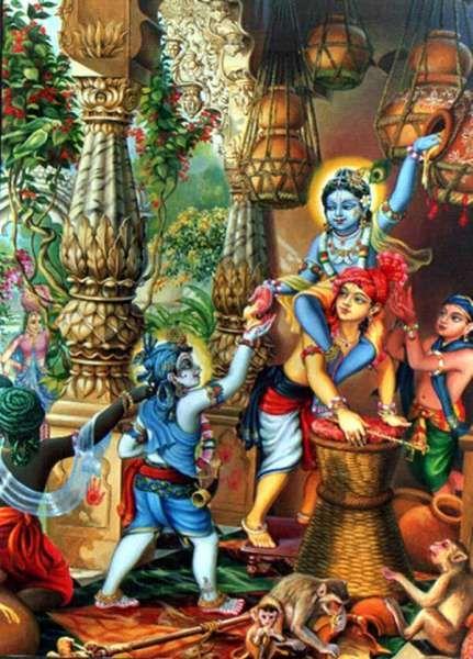 Krishna, Enjoying life and Butter on Pinterest