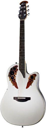 Ovation: speciale akoestische gitaren