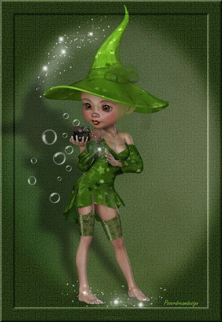 Poserdreamdesign: Witch ....