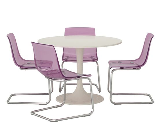 2014 pantone color of the year radiant orchid dine in for Chaise tobias ikea