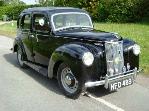 1953 Ford  Prefect E493A Saloon