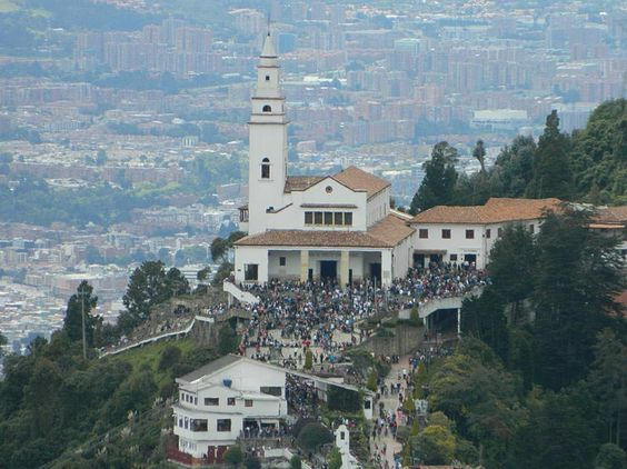 Climb up the imposing hill of Monserrate to enjoy the breathtaking view of the capital city of Colombia, Bogotá. The hill is famous for being a point of relaxation.