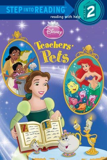 Teachers Pets Disney Princess Ebook By Mary Man Kong In 2020