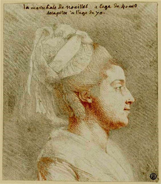 Billedresultat for cathérine françoise charlotte de cossé-brissac