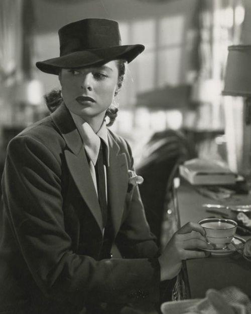 Ingrid Bergman  <3