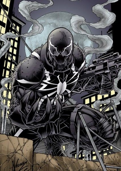 Agent Venom Tv Series soon?