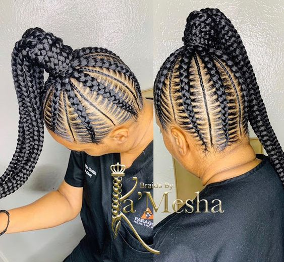 2019 Lovely and Stylish Braids to Try
