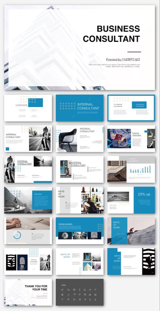 Exclusive Luxury Business Report Template Original And High Quality Powerpoint Templates Portfolio Template Design Powerpoint Presentation Design Company Profile Design