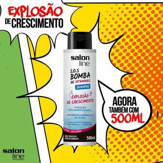 Super recomendado para cabelos secos e danificados mas também ajuda no crescimento.
