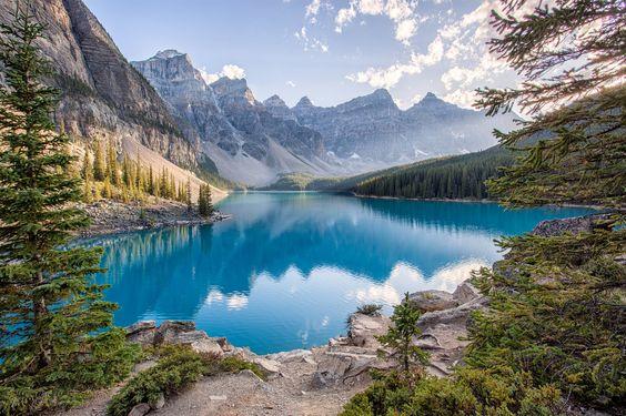 Moraine Lake, Banff NP | Flickr - Photo Sharing!