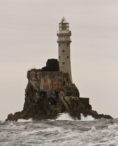 Fastnet Lighthouse - Mizen Head - Co. Cork, Ireland - Most Westerly light house in Ireland