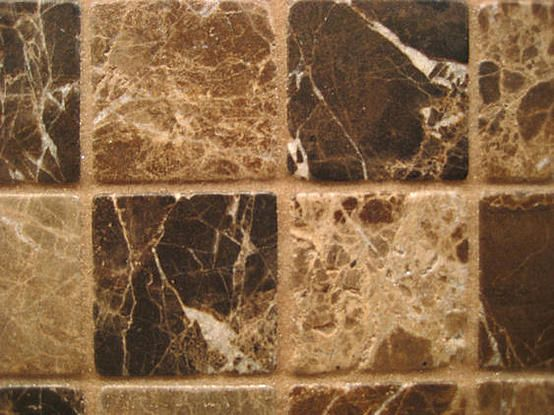 Emperador Marble And Starglass Grout Probably Palmwood Emperador Marble Glass Tile Grout