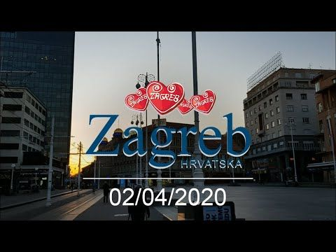 Zagreb Croatia 2020 Earthquake Aftermath In Downtown In 2020 Zagreb Croatia Earthquake