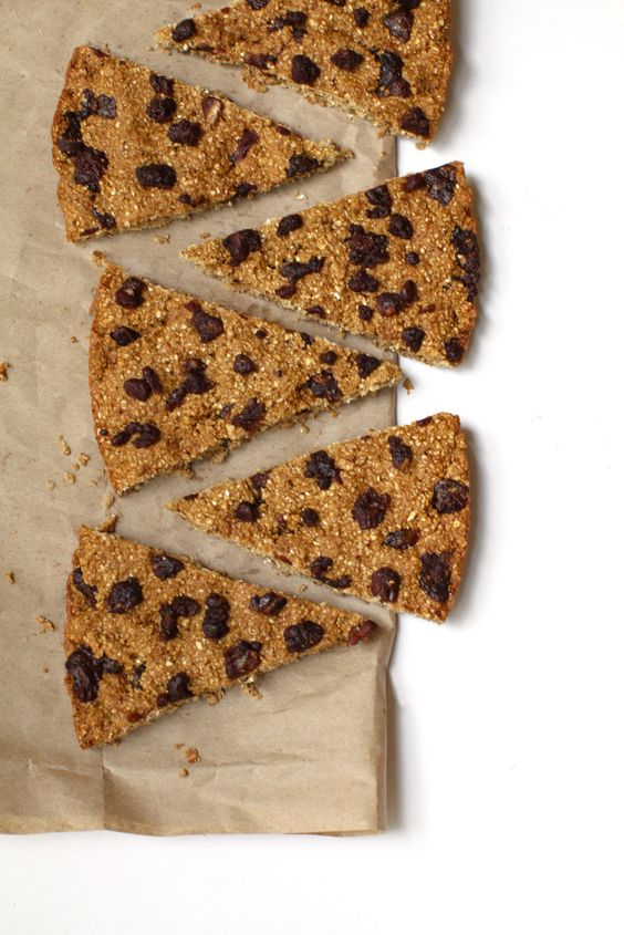 HCLF Chocolate Bit Cookie Cake - Feasting on Fruit