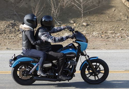 Harley-Davidson Super Glide by Have Fun SVO, via Flickr