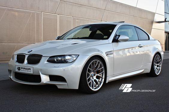Galerie: BMW M3 E92 Prior Design   evocars