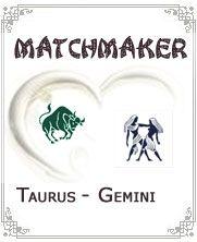 Gemini woman dating a taurus man