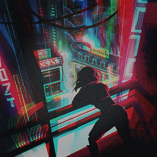 Ghost In The Shell Also Buy This Artwork On Wall Prints Apparel Stickers And More Cyberpunk Aesthetic Neon Aesthetic Aesthetic Anime