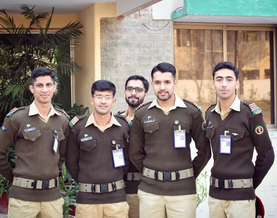 Army Medical College Cadets