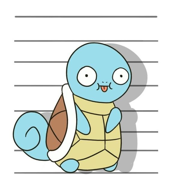 Derpy squirtle pok mon pinterest pokemon so cute - Derpy squirtle ...