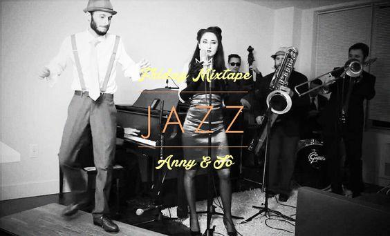 Uma seleção de jazz moderno e acid jazz, com uma pitada vintage do classic jazz. Para embalar aquele drink no fim de tarde, receber amigos...