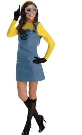 Rubie's Women's Despicable Me 2 Minion Costume with Acce... #halloween #costume