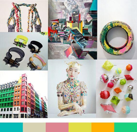 Spring Spectrum Color by Jen Cheema