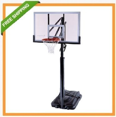 Lifetime Portable Basketball System - 71523 Shatter Guard ...