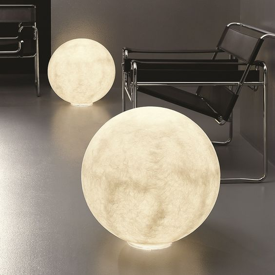 In-es Artdesign FLOOR MOON - Lampa M
