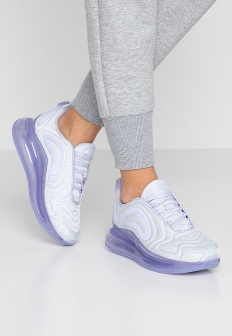 AIR MAX 720 - Trainers - pure platinum/oxygen purple | shoes ...
