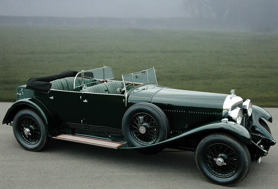 1931 Four-seater Open Tourer by Harrison (chassis YR5076)