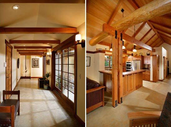 Traditional Japanese Wooden House Design – House Design Ideas