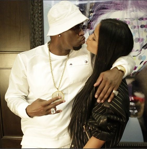 Diddy - Dirty Money and Cassie show affection on Instagram written by Joi Pearson for Rolling Out