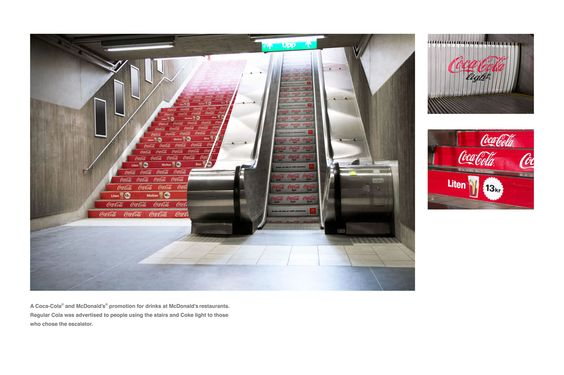 Coca-Cola versus Coca-Cola Light  #cocacola #coke #soda #advertising #ad #commercial #dietcoke