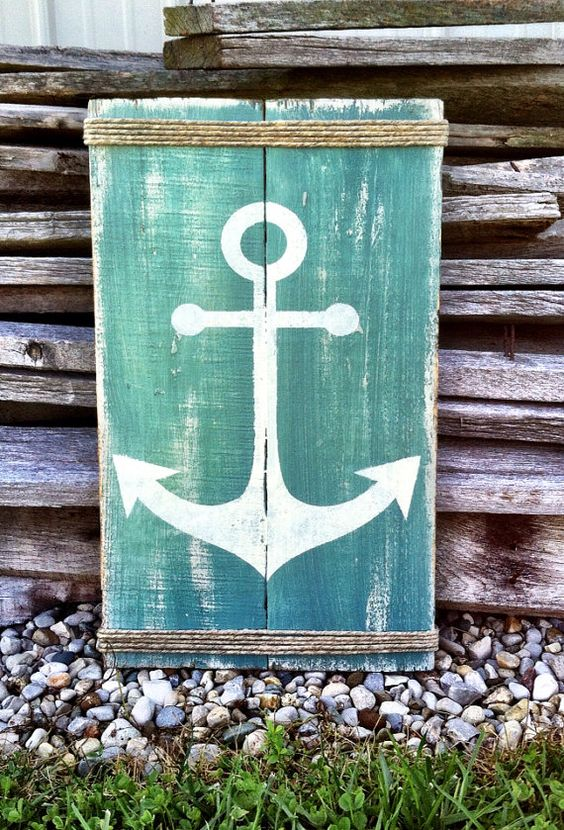 This sign is made from reclaimed pallet wood. It measures 18 x 11 and will come with hanger on the back ( not shown in the picture). It is hand