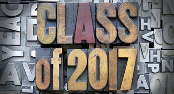 Class of 2017 Scholarships