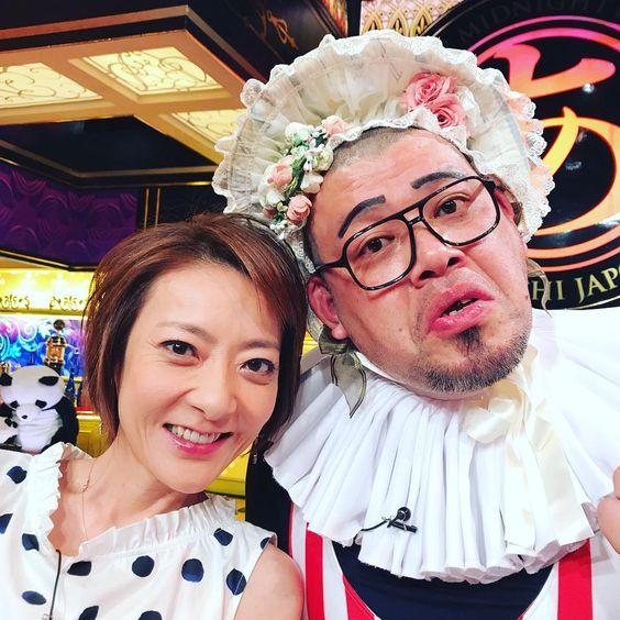 西川史子さんとくっきー
