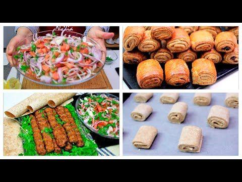 لاتحتاري بعد الان 2 وصفات يومية كباب اقتصادي بالبطاطا وكرواصة ساهلة ماهلة بذون عجين مورق Youtube In 2020 Kebab