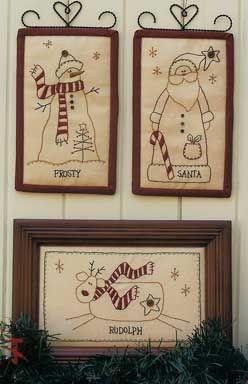 Free Primitive Craft Patterns | Primitive Crossroads | Sites offering free Craft Patterns| E