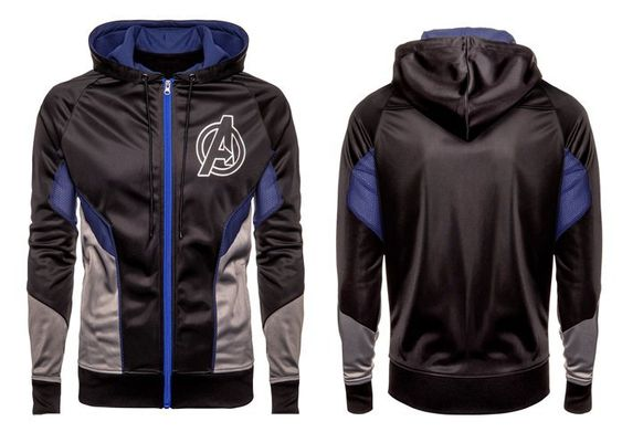 New Avengers hoodies by Merchoid