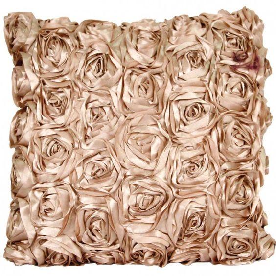 3D Rose Cushion | Poundstretcher | Poundstretcher