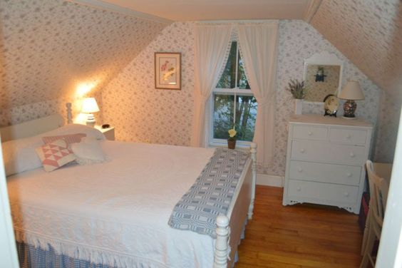 Plymouth Cottage Bedroom