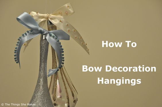 http://thethingsshemakes.blogspot.co.uk/2012/12/sequin-bead-bow-decoration-hangings.html