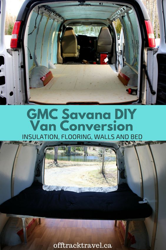 Gmc Savana Diy Van Conversion Update 5 Insulation Walls