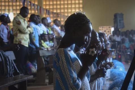 Na África, Papa tentará lutar contra o terrorismo 'religioso' (foto: EPA)