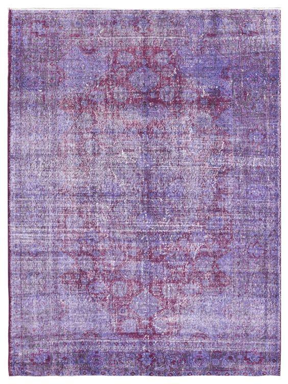 Vintage Teppiche sind einfach genial und besonders dekorativ.