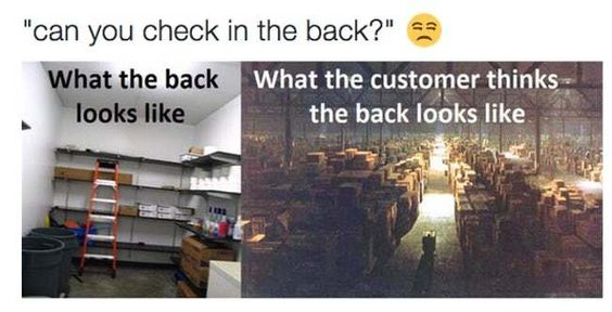 27 Working in Retail Memes That Hit Way Close to Home